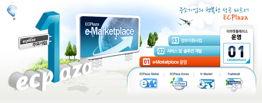 e-Marketplace �