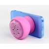 Suck Bluetooth Mini Speaker silicone Wrapped Louderspeaker