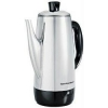 Stainless Steel 12-Cup Percolator