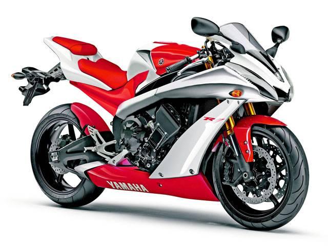 Yamaha R Gear Speeds