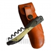 Bottle Opener Laguiole Waiter Bovine bone Handle Corkscrew Stainless Steel Wine Set
